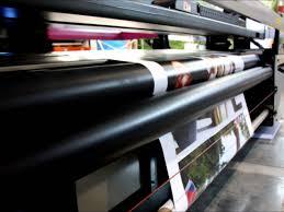 Impresión digital gran formato