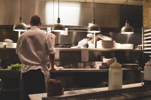 riesgos laborales restaurante