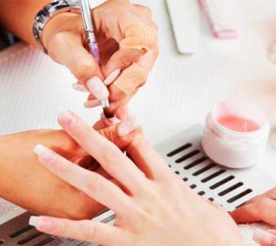Cursos de uñas gel
