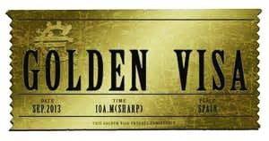 El Golden Visa Spain