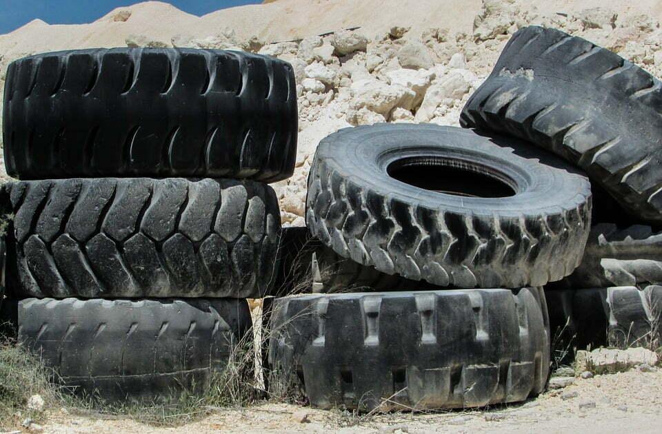 Neumáticos de minicargador