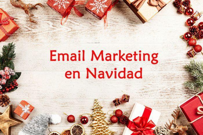 Email marketing en Navidad